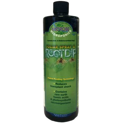 Microbe-Life Hydroponics Foliar Spray & Root Dip 16 oz (MPN PH21348)