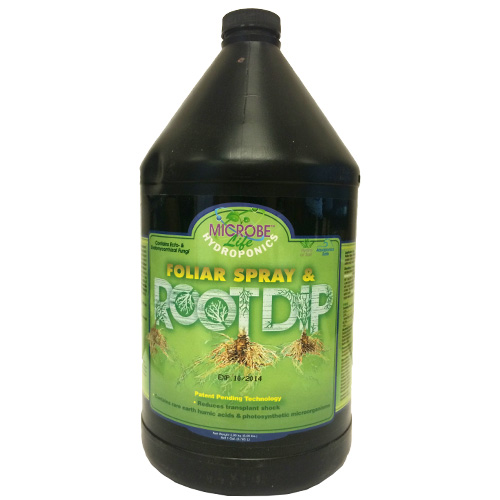 Microbe-Life Hydroponics Foliar Spray & Root Dip 1 gallon (MPN PH21350)