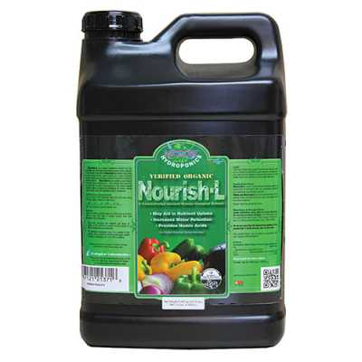 Microbe-Life Hydroponics Nourish-L 2.5 gallon (MPN PH21371)