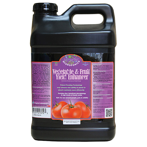 Microbe-Life Hydroponics / Vegetable & Fruit Yield Enhancer 2.5 gallon (MPN PH21372)
