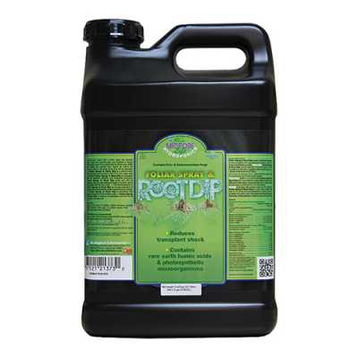 Microbe-Life Hydroponics Foliar Spray & Root Dip 2.5 gallon