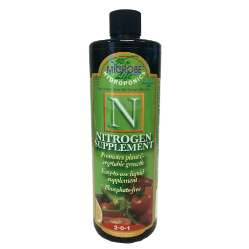 Microbe-Life Hydroponics Nitrogen Supplement 16 oz (MPN PH21394)