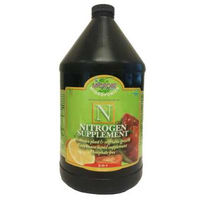 Microbe-Life Hydroponics Nitrogen Supplement 1 gal (MPN PH21396)