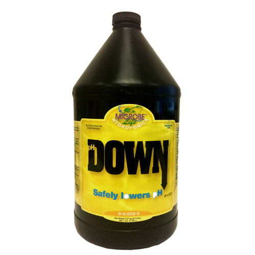 Microbe-Life Hydroponics pH Down 1 gallon (MPN PH21404)