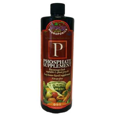 Microbe-Life Hydroponics Phosphate Supplement 16 oz (MPN PH21426)