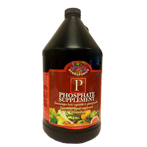 Microbe-Life Hydroponics Phosphate Supplement 1 gallon (MPN PH21428)