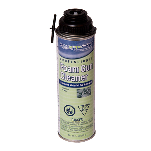 Aquascape professional foam gun cleaner best prices on for Professional pond cleaners