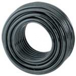 "Black Vinyl Tubing 5/8"" x 10 ft."