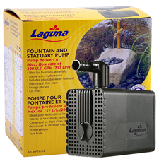 Laguna Fountain and Statuary Pump 200 GPH (MPN PT8110)