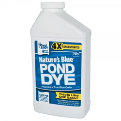 30099 - Pond Logic Nature's Blue Pond Dye 32 oz