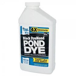 Pond Logic Black DyeMond Pond Dye 32 oz (MPN 530101)