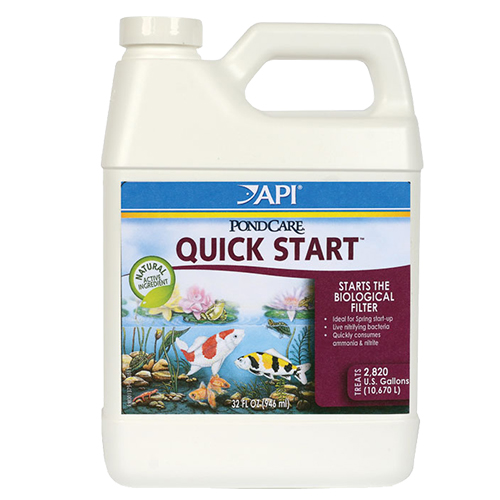 PondCare Quick Start 32 oz