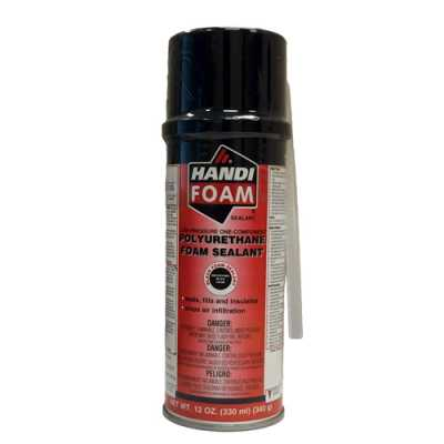 Fomo Handi-Foam Polyurethane Waterfall Foam Sealant 12 oz (MPN P30002)