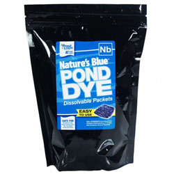 Pond Logic Nature's Blue Pond Dye 4 Packets (MPN 530357)