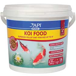 API Pond Koi Food 2.18 lbs (MPN 194C)