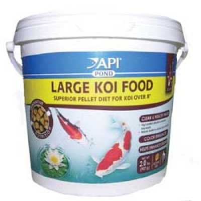 PondCare Large Koi Food 2 lbs