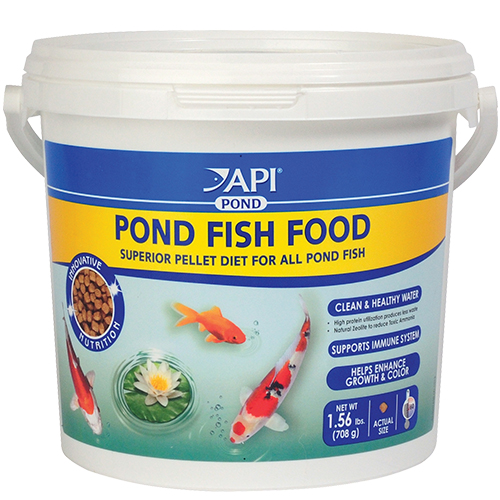 API Pond Fish Food 1.56 lbs (MPN 198C)
