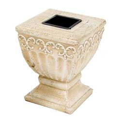 Roman Design 1 Outdoor Flame