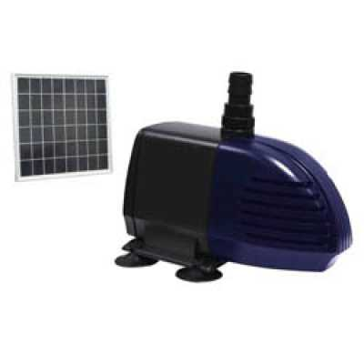 Alpine Solar Hybrid Powered Pump