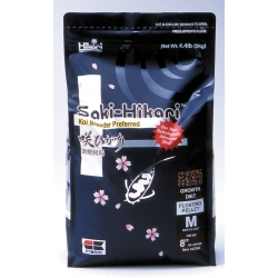Saki-Hikari Growth Diet 17.6 oz Medium Pellet (MPN 41870)