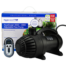 Aquascape AquaSurge PRO 2000-4000