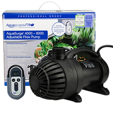 Aquascape AquaSurge PRO 4000-8000