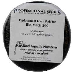 5020 - MAN Tub Filter 1 filter pads (MPN BM200)