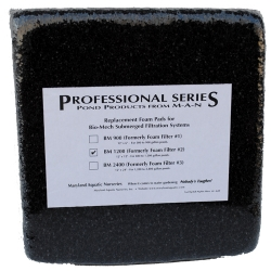 MAN Foam Filter 2 refill pads