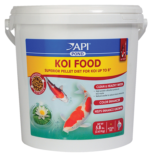 API Pond Koi Food 5.8 lbs (MPN 194E)
