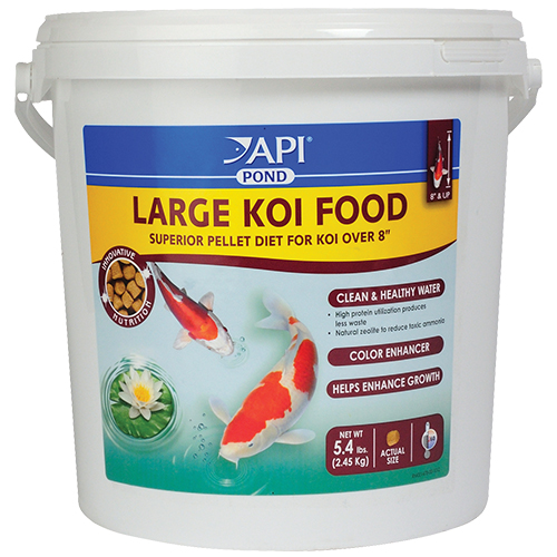 PondCare Large Koi Food 5.4 lbs
