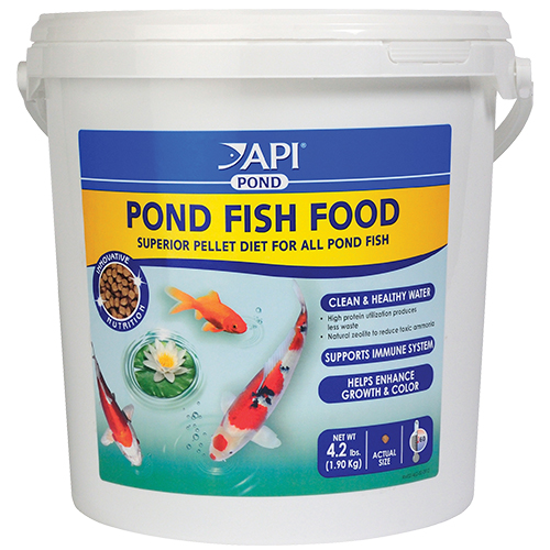 PondCare Pond Fish Food 4.2 lbs