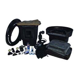 AquaScape Medium Pond Kit with Tsurumi 3PL Pump