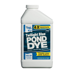 Pond Logic Twilight Blue Pond Dye 32oz (MPN 530100)