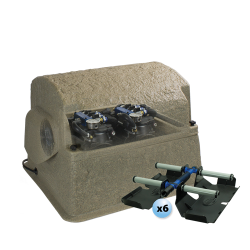 Airmax LS60 ETL System, 115V, No EasySet Airline (MPN 600941)