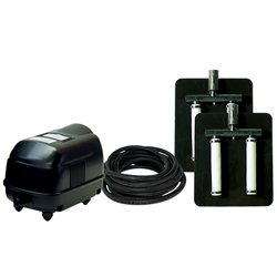 Pond Logic KoiAir (2) Water Garden Aeration Kit, 2 Plate System (MPN 160195)