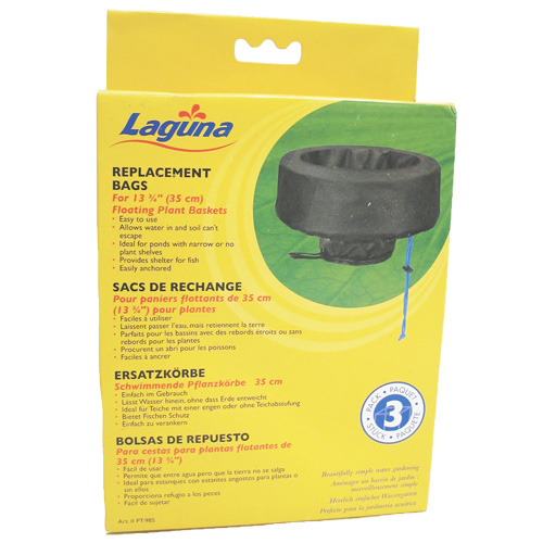 "60985 - Laguna 13.75"" Replacement Bags for Laguna Floating Plant Basket (MPN PT985)"