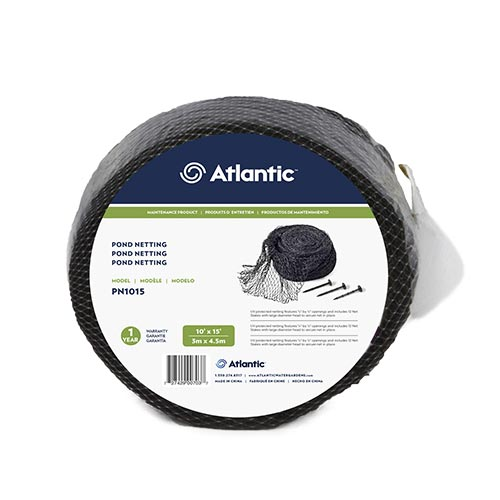 61015 - Atlantic Ultra Pond Net 10' x 15' (MPN PN1015)