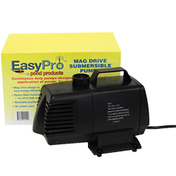 EasyPro Submersible Magnetic Drive Pump 2200 GPH (MPN EP2200)