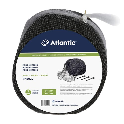 Atlantic Ultra Pond Net 20' x 20'