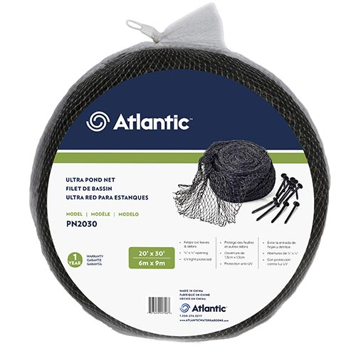 Atlantic Ultra Pond Net 20' x 30'