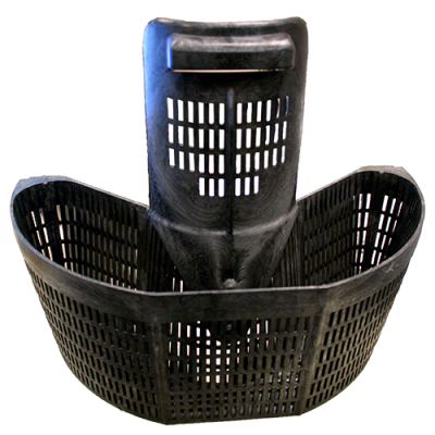 Savio Compact Skimmer Basket with Handle (MPN RC005A)