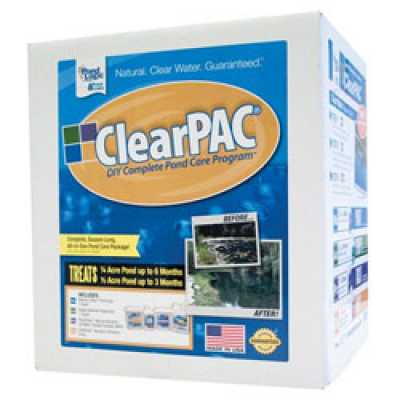 Pond Logic ClearPAC with Algae Defense (MPN 700100)