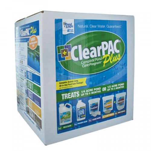 Pond Logic ClearPAC Plus Muck Away with Algae Defense (MPN 700110)