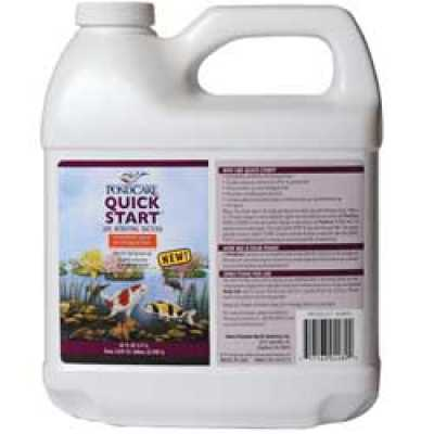 PondCare Quick Start 64 oz