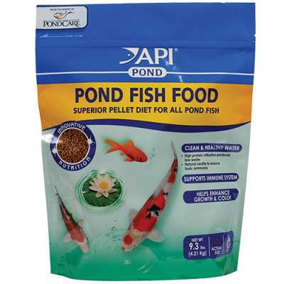 API Pond Fish Food 9.3 lbs (MPN 198G)
