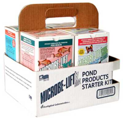 Microbe-Lift EZ Start Pond Kit (MPN MLEZSPK)