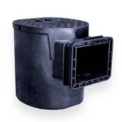 Savio COMPACT Skimmerfilter without weir (MPN CS 0000)