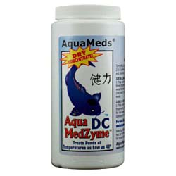 AquaMeds Medzyme Dry Concentrate 1 lb