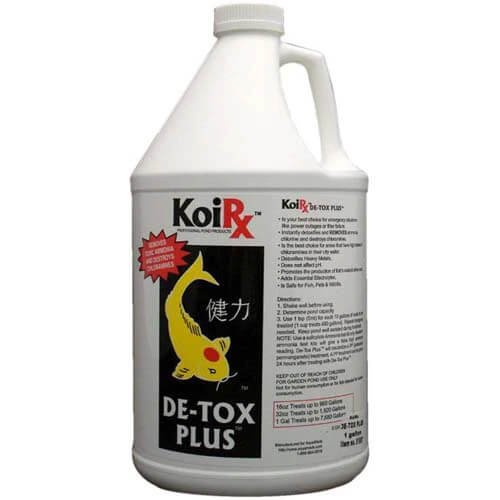 AquaMeds De-Tox Plus 1 gallon