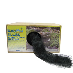 "Easy Pro 30' X 100' Boxed Premium Pond Cover Netting 3/4"" (MPN NR301)"